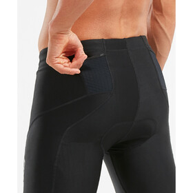 "2XU Perform 7"" Tri Shorts Men, black/black"